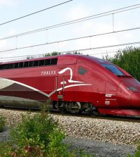 Thalys, SNCF, train