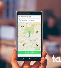 Didi, Taxify, Uber, Paris