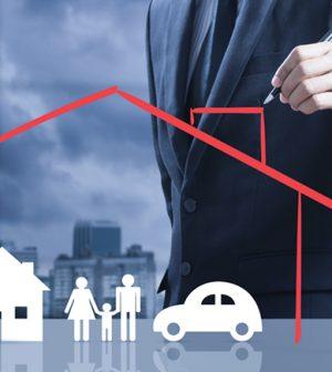 assurances auto, assurances habitation, tarifs, France, 2018