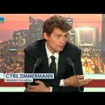 Portrait d'entrepreneur: Cyril Zimmermann, une figure de la Tech