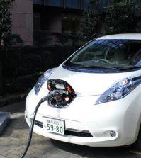 voitures électriques, France