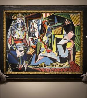 Un Picasso Adjuge 179 4 Millions De Dollars Devient Le Tableau Le Plus Cher Du Monde Cede Aux Encheres Le Journal Economique