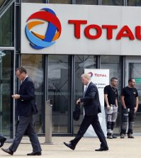 Total, GNV, Europe