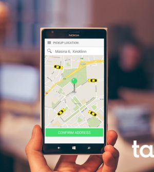 Didi, Taxify, Uber, Paris