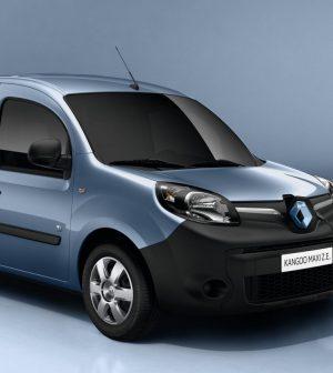 Renault, voitures électriques