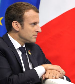 Macron Airbnb Gafa