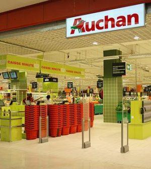 Auchan, AuchanBio, bio, France