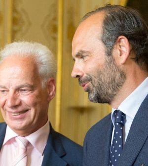 Edouard Philippe, Indépendants, U2P