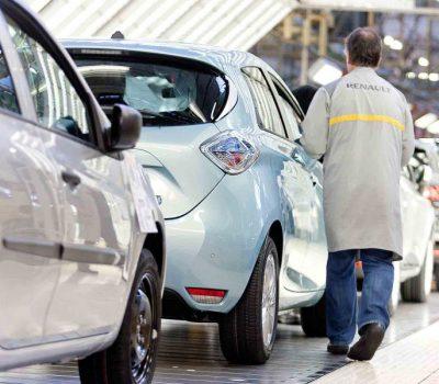 Renault va investir 1 milliard d'euros dans la voiture électrique