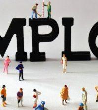 emplois, France