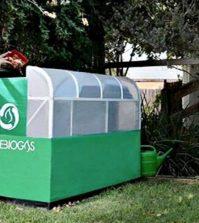 Engie, HomeBiogas, biogaz, France