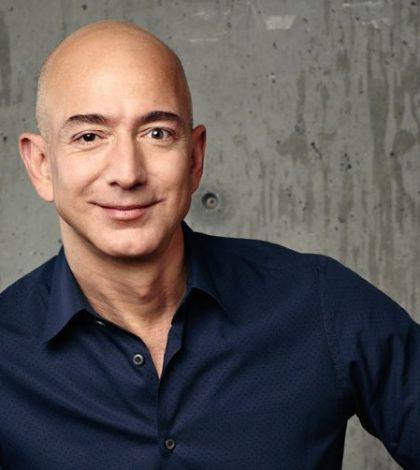 Jeff Bezos, Fondation, Amazon