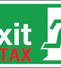 Exit Tax, France, Emmanuel Macron