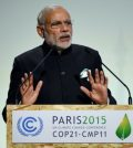 Inde, Cop21, Paris, France