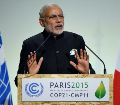 L'Inde en passe de dépasser des objectifs de la Cop21