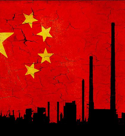 Chine, économie