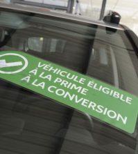 Prime à la conversion , France