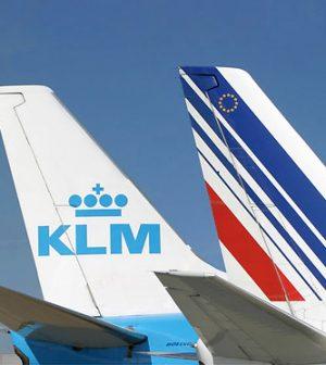 Air-France KLM, Pays-Bas, France