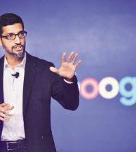 Google, Sundar Pichai