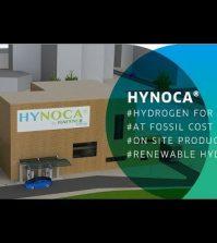 hydrogène, Hynoca, Haffner Energy