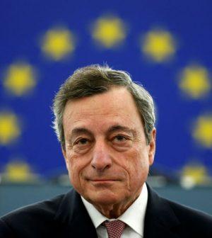 BCE, UE, Mario Draghi