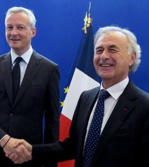 Europacity Safran investissement