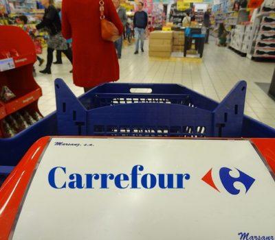 Carrefour veut supprimer plus de 1 200 postes supermarchés
