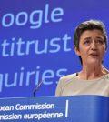 Union européenne, Google