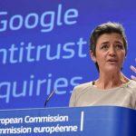 Google prend une nouvelle grosse amende de la part l'Union européenne