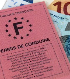 permis de conduire, France