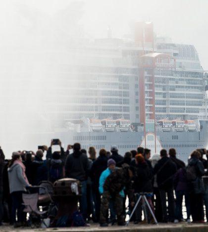 pollution atmosphérique, CO2, particules fines, croisières, Méditerranée