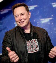 Elon Musk-Starlink
