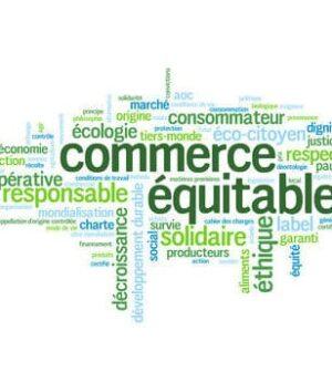 Commerce équitable-France