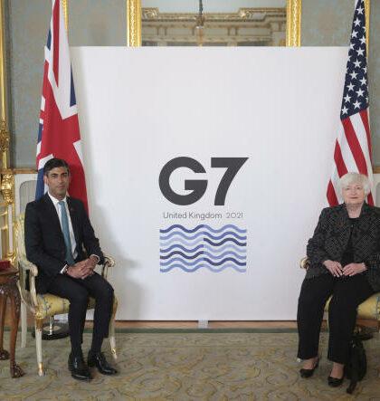 G7 Finances-IS mondial