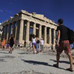 Tourisme : la Grèce sort du lot en Europe en 2021